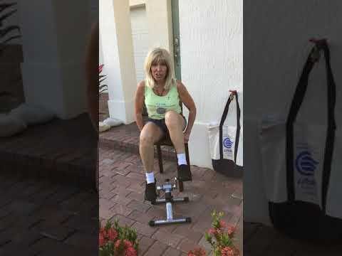 Stay well, stay fit & boost Your immunity outside in your yard with LifeBike