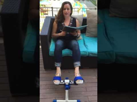 FlyteBike Portable Pedals Makes It Easy to Stay Fit on Vacation @FlyteBike.com